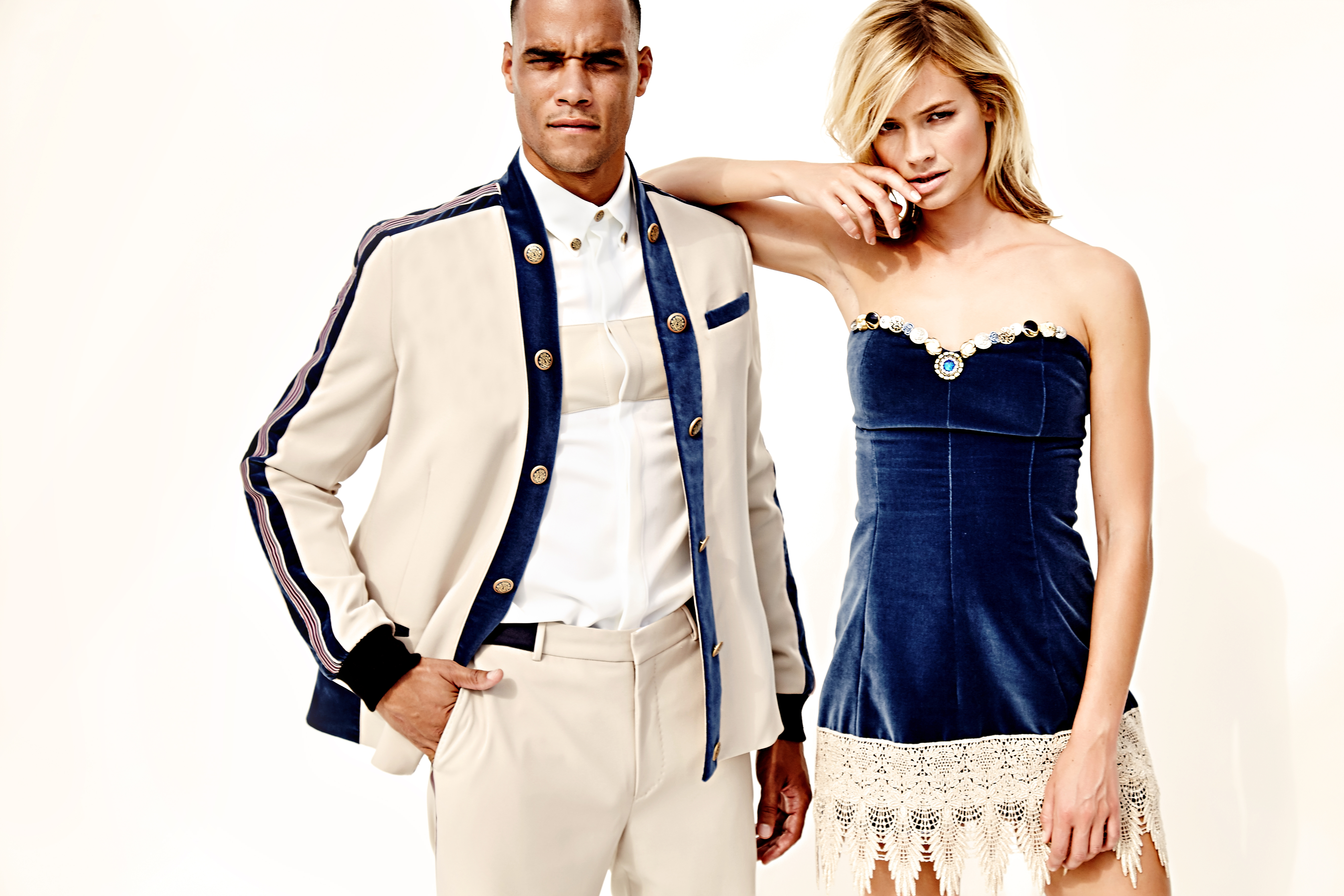 Fashion Campaign Front Image