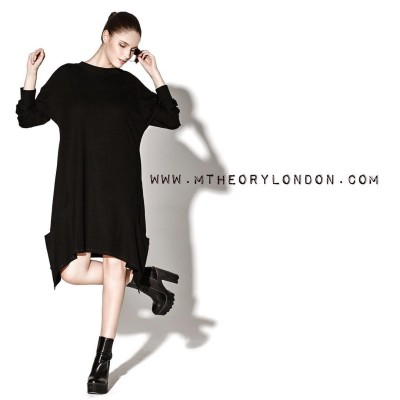 M Theory London campaign photo shoot