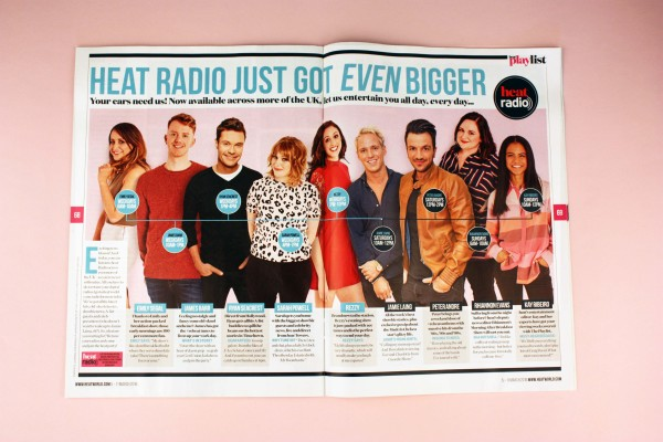 Heat Magazine - Assistant