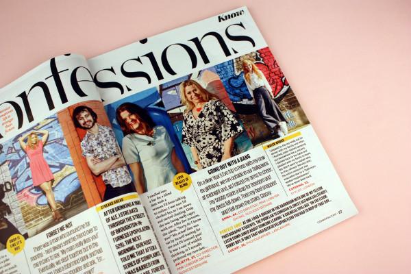 Cosmopolitan Magazine - June