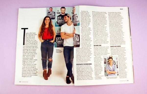 Cosmopolitan Magazine - July