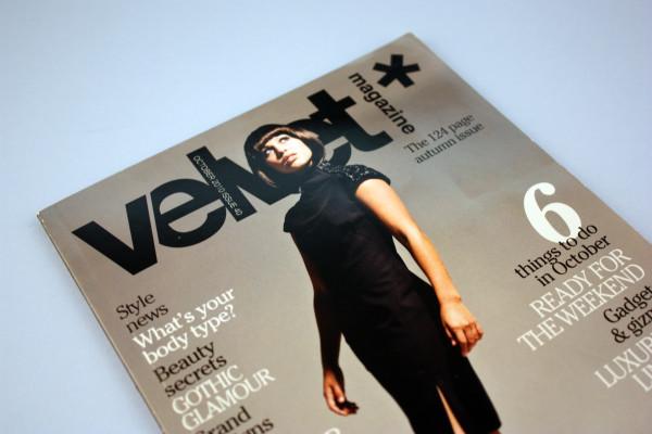 Velvet Front Cover