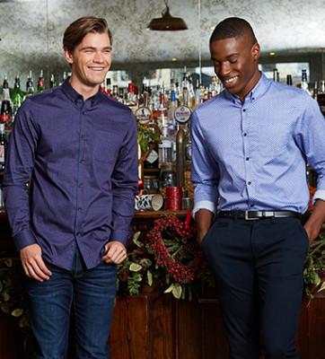 Tesco F+F Christmas Menswear - Male grooming