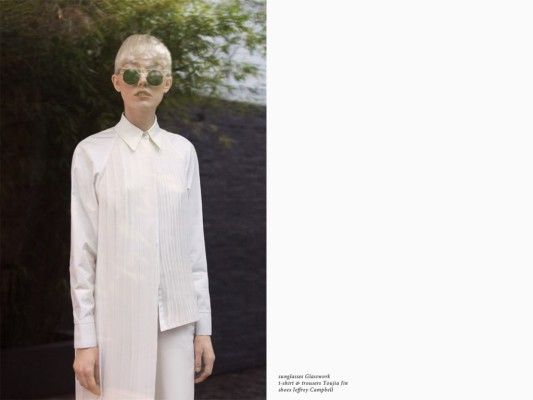 Modo Magazine Online - Maja fashion editorial